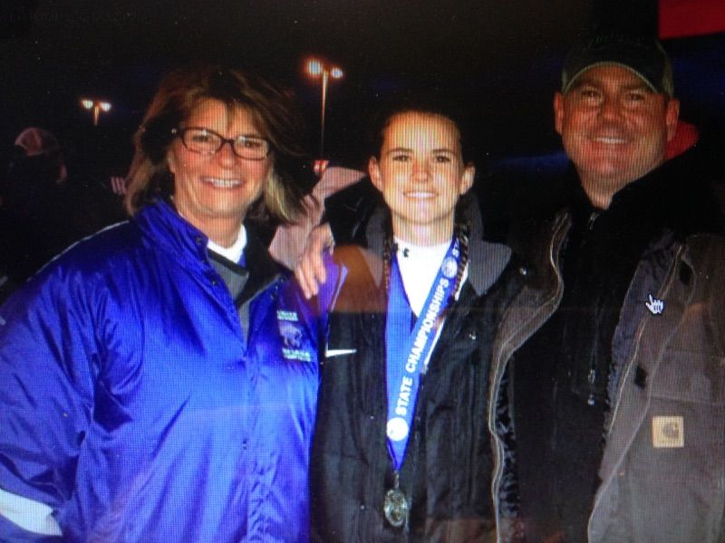 Family Eagan State Soccer Champs